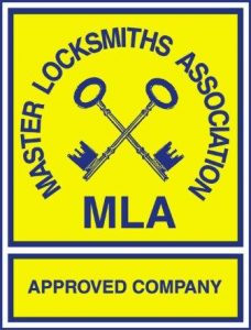 Approved Master Locksmith Logo
