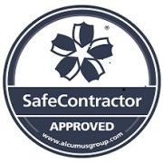 Approved Safe Contractor Logo